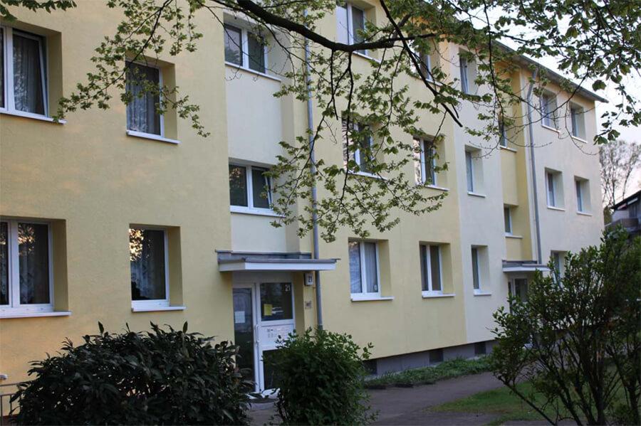 Fassade Hochdruckreiniger fassade einfamilienhaus mit